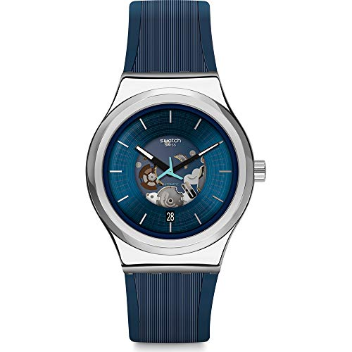 Reloj Swatch Sistem 51 Irony Automatic YIS430 BLURANG
