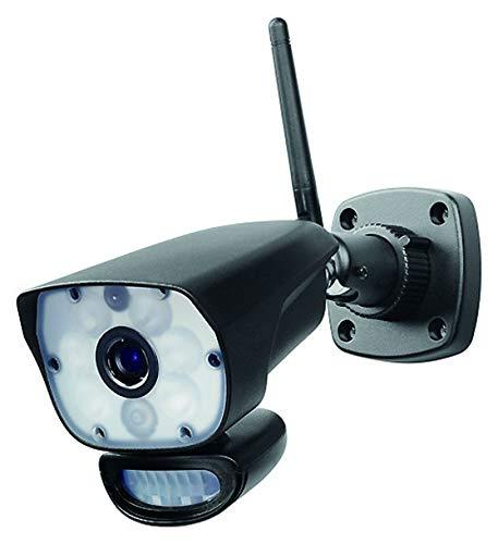 Indexa DW700K Zusatz-Funk-Kamera inkl.LED-Strahler f.DW700 Set 27916 (27916)