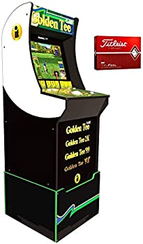 Arcade1Up Golden Tee Arcade with Golf Balls Bundle + $100 Kohls Rewards