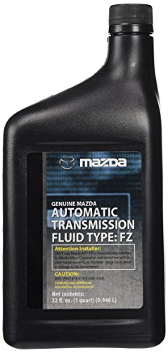 Genuine Mazda (0000-FZ-113E-01) Automatic Transmission Fluid , 32 fl oz
