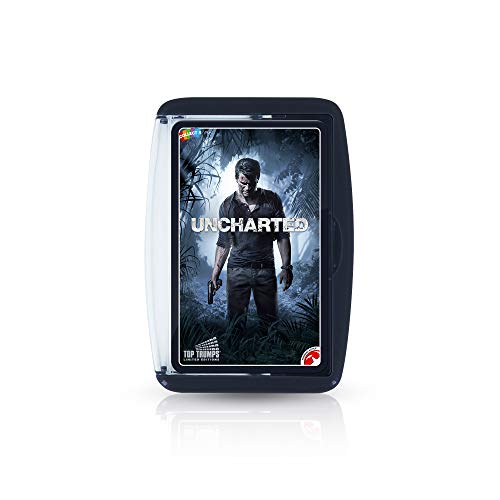 Top Trumps 001434 Uncharted