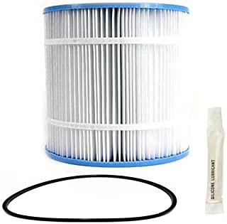 Nu-Clear Inland Seas Canister Filter Replacement Cartridge, 25 Micron, with O-Ring & Lubricant Package