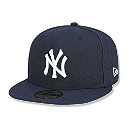 You're not a real New Yorker if you've never bought or owned this iconic, New York Yankees hat.