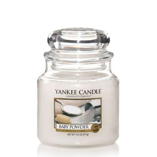 Yankee Candle Baby Powder Jar (Medium)