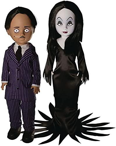Mezco The Addams Family Living Dead Dolls Standard