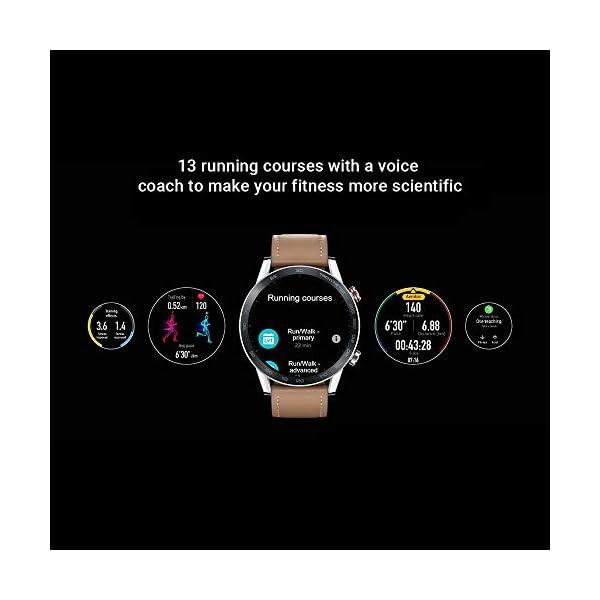 HONOR Smartwatch Magic Watch 2, 46mm Reloj Inteligente con Pulsómetro, hasta 14 días de Batería, 5ATM Waterproof… 3