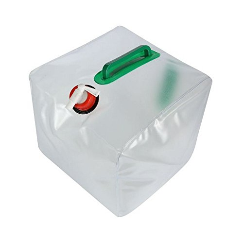 Regatta 20 Litre Foldable Water Carrier - White