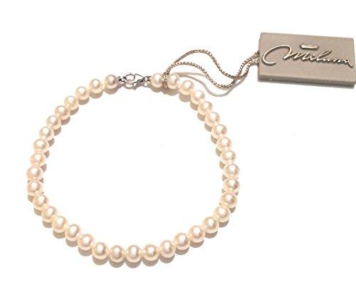 Bracciale Miluna perle e oro 750/1000 referenza PBR1673