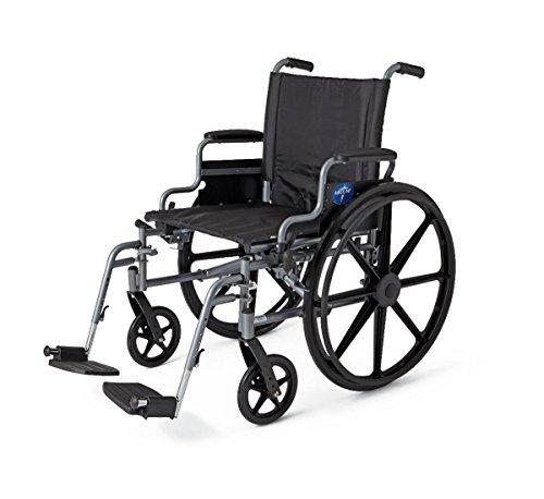 Medline MDS806500NE Wheelchair, K4 Basic