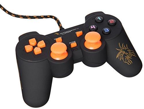 Dragon War Controller Gaming Schwarz schwarz