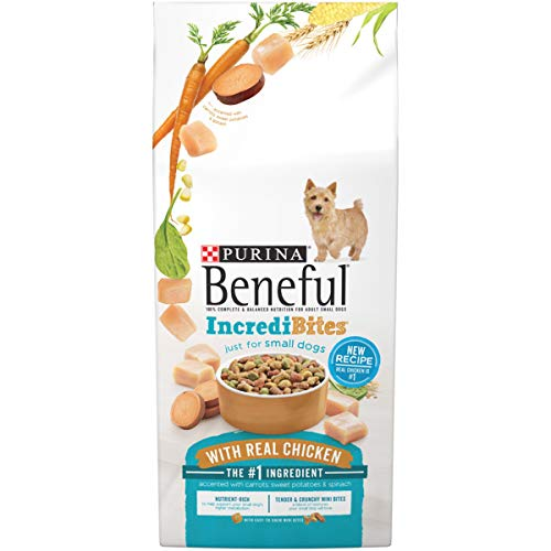 Purina Beneful Small Breed Dry Dog Food For Pugs