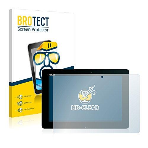BROTECT Schutzfolie kompatibel mit Asus Transformer Pad (TF701T) (2 Stück) klare Bildschirmschutz-Folie
