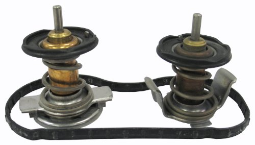 Stant 49200 OE Equivalent Thermostats - 203 and 192 Degrees Fahrenheit Opening Temperatures