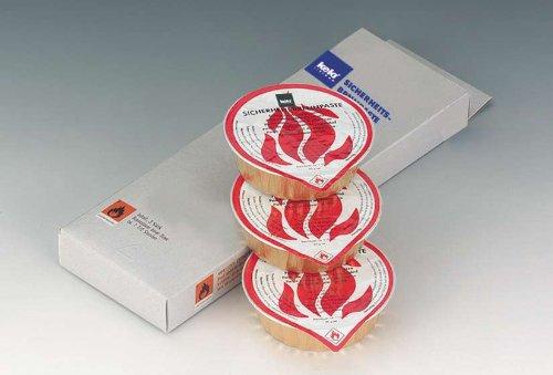 Brennpaste Set 3 Kartuschen à 80 g 63018 #k