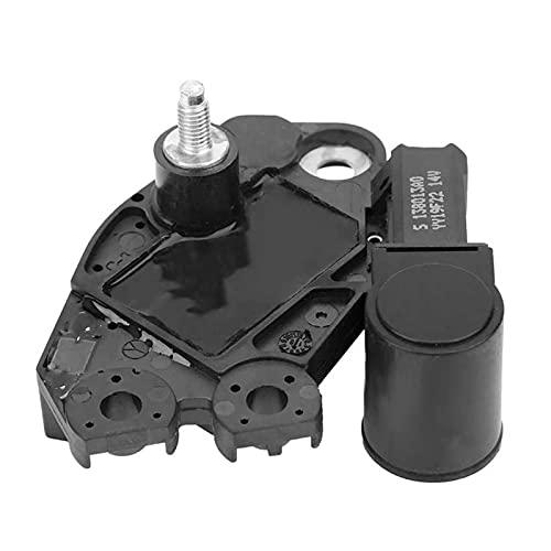 XIAOJIE Cable eléctrico Generador de Coches Regular de Tensión Regulador alternador + Soporte de Cepillo 2543300 Fit para Mercedes Benz A/B Clase Valeo IR/IF Coche