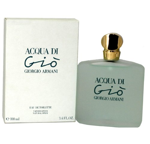 Acqua Di Gio Perfume by Giorgio Armani for Women. Eau De Toilette Spray