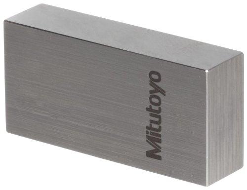 Mitutoyo - 611201-541 Steel Rectangular Gage Block, ASME Grade AS-1, 1.0