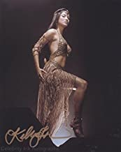 KELLY HU as The Sorceress - The Scorpion King GENUINE AUTOGRAPH