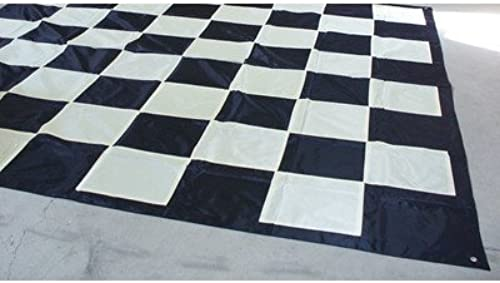Nylon Garden Chess Mat by CN Chess