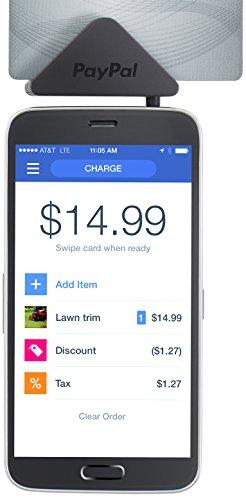 Price comparison product image PayPal 4029USRTAM Here V2 Mobile Card Reader