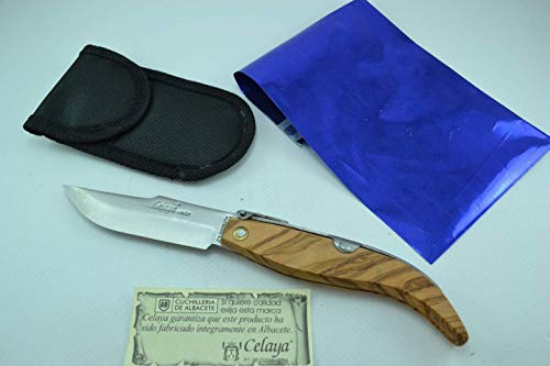 Messer Celaya Classic Albacete Olivenholz 8 cm