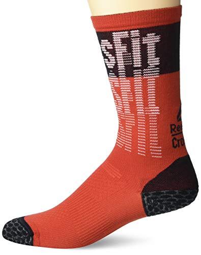 Reebok Crossfit Crew Sock, Legacy red, XL
