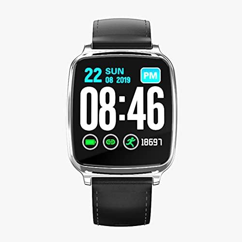 chebao, Reloj inteligente, contador de calorías, pulsera M8 IP67 impermeable Fitness Tracker reloj inteligente de frecuencia cardíaca (plata) - 303392.04