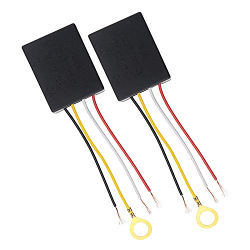 be in your mind - 2 x 3 vías, luz de escritorio, control táctil, sensor de lámpara medidor, interruptores AC 110 V-240 V, 50 Hz