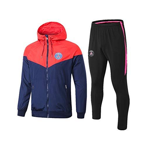 Voetbal Draag Lang-Sleeved Pak Jas Paris Hoodie Training Sport Appearance Kleding