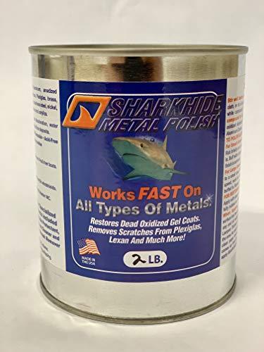 Sharkhide Metal Polish 2lb