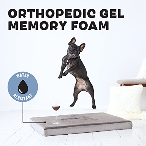 Product Image 5: Barkbox Memory Foam Platform Dog Bed