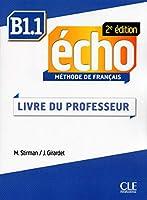Echo B1.1 Teacher's Guide
