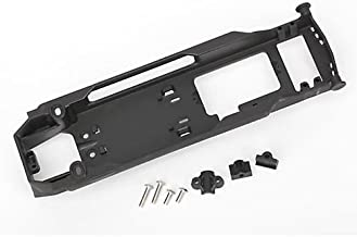 Traxxas 5724R Radio Tray / Retainer, Stuffing Tube Clamp and Hardware (Spartan)