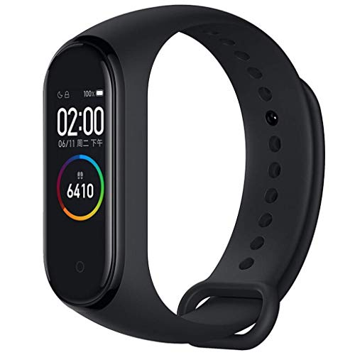 Bitzag® M4 Plus Bluetooth Wireless Smart Fitness Band for Boys/Men/Kids/Women   Sports Watch Compatible with Xiaomi, Oppo, Vivo Mobile Phone, Heart Rate and BP Monitor, Calories Counter (Multi-Colour)