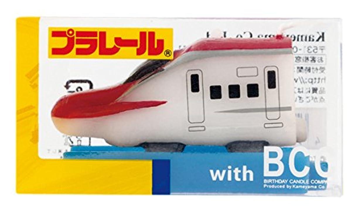 おもしろい写真撮影染料プラレールキャンドルE6系新幹線こまち 56320000