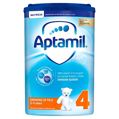 Aptamil, 2+ Jahre, Growing-Up-Milchpulver, Dose, 3 x 800g