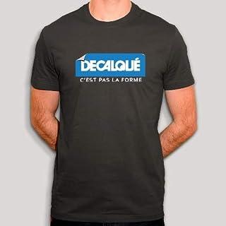 Sergent Tobogo Décathlon – Camiseta para Hombre, diseño de Parodie de la Marca de Deporte