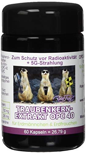 Robert Franz OPC40 4 Gläser à 60 Kapseln, 4 x 60 Kapseln