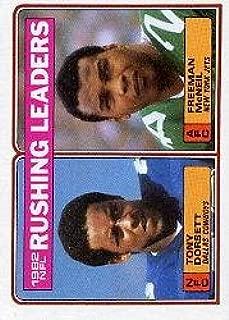 1983 Topps #204 Tony Dorsett/F.McNeil LL Near Mint/Mint