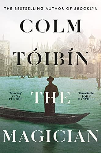 The Magician: Colm Toibin