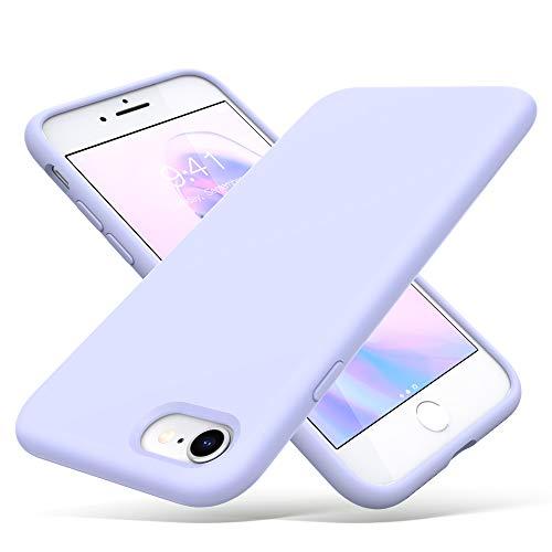 ULAK iPhone SE 2020 Silicone Case, 3 Layer Shockproof Hybrid Drop...