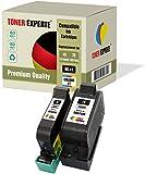 Pack 2 XL TONER EXPERTE Cartouches d'encre compatibles pour HP 45 78 51645AE C6578AE...