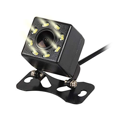 Hizpo KFZ-Rückfahrkamera, IR Nachtsicht, Farbe, wasserdicht, PAL / NTSC, Einparkhilfe