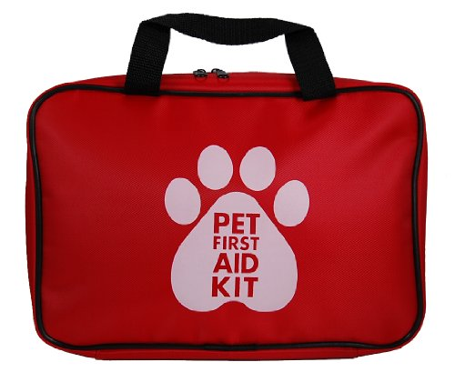 Pet First Aid Kit, Large - 50 Pieces