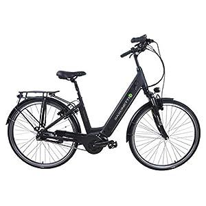 SAXONETTE Premium Plus | SFM Mittelmotor |E-Bike | Pedelec | 8-Gang Nabenschaltung | 504 Wh | bis zu 140km Reichweite