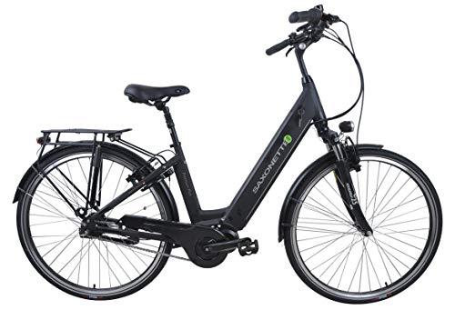 413hztVAASL - SAXONETTE Premium Plus   SFM Mittelmotor  E-Bike   Pedelec   8-Gang Nabenschaltung   504 Wh   bis zu 140km Reichweite