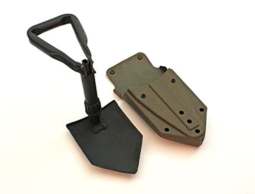 USGI Military Surplus Army Entreching Tool Shovel + Carrier Case