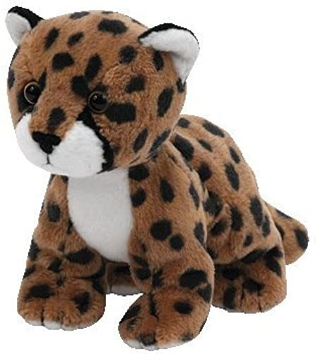 Chessie The Cheetah - 6 Original Beanie Babies by TYBEANIES CATS