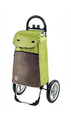 Stock-Fachmann Unisex– Erwachsene Einkaufshilfe Comfort, Kiwi grün, XL