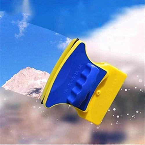 HSJ LF- Limpiador de Vidrio de Vidrio de Doble Cara Limpiador de limpiaparabrisas Limpieza de Limpieza Lavado Herramientas de Lavado Cocina Baño Superficie Cepillos Limpio